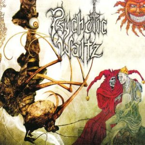 Psychotic Waltz - A Social Grace + Mosquito cover art