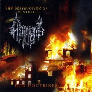 Advent Fog - The Destruction of Centuries Old Doctrines cover art