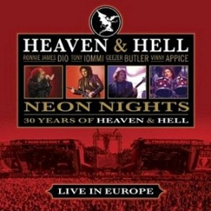 Heaven and Hell - Neon Nights: 30 Years of Heaven & Hell cover art
