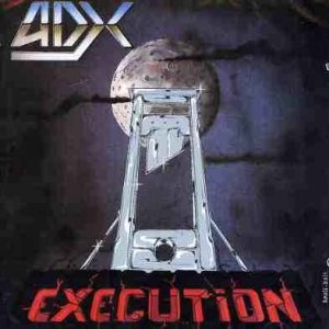 ADX - Exécution cover art