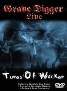 Grave Digger - Tunes of Wacken cover art