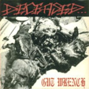 Deceased - Gut Wrench cover art