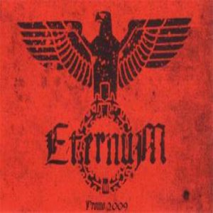 Eternum - Promo 2009 cover art