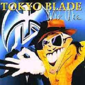 Tokyo Blade - Mr Ice cover art