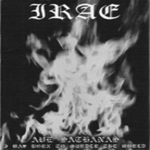 Irae - Ave Sathanas I Was Born to Murder the World cover art