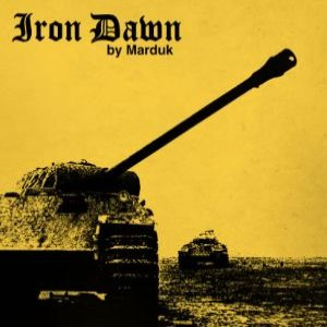 Marduk - Iron Dawn cover art