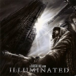 Blackstar Halo - Illuminated cover art