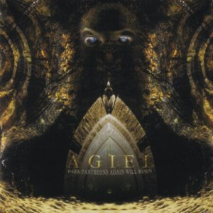 Agiel - Dark Pantheons Again Will Reign cover art