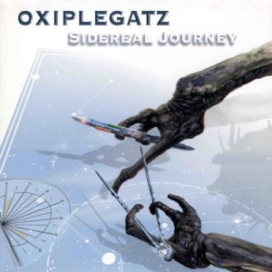 Oxiplegatz - Sidereal Journey cover art