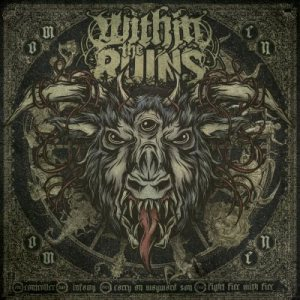 Within the Ruins - Omen cover art