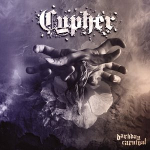 Cypher - Darkday Carnival cover art