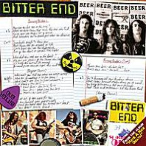 Bitter End - Burning Bridges cover art