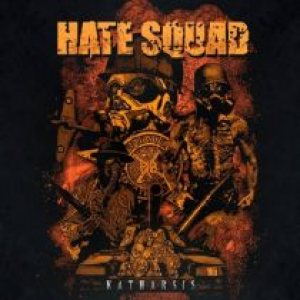 Hate Squad - Katharsis cover art