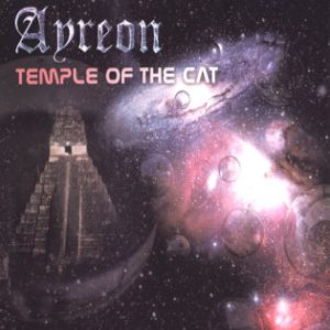 Ayreon - Temple of the Cat cover art