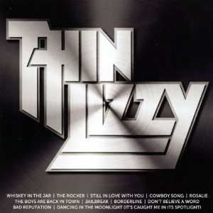 Thin Lizzy - Icon cover art
