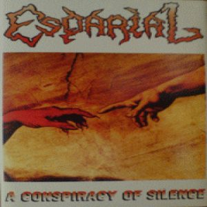 Esqarial - A Conspiracy of Silence cover art