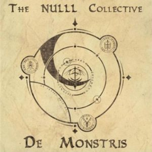 The NULLL Collective - De Monstris cover art