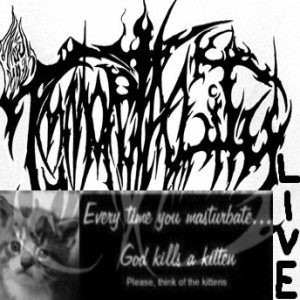 With Immortality - Live @ the Dungeon cover art