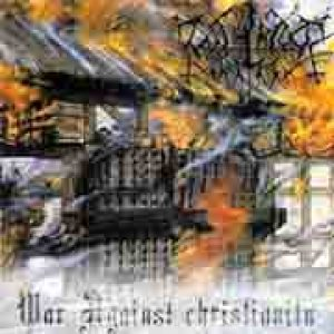 Inferius Torment - War Against Christianity cover art