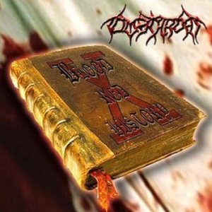 Tombthroat - Blood Red History cover art