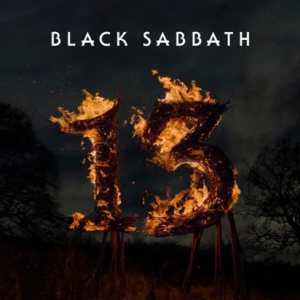 Black Sabbath - 13 cover art