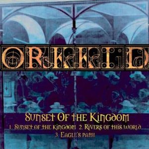 Orkkid - Sunset of the Kingdom cover art