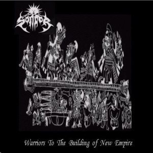 Sondor - Warriors to the Building of New Empire cover art