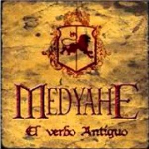 Medyahe - El Verbo Antiguo cover art