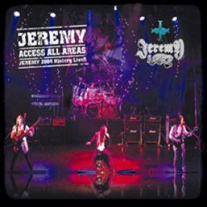 Jeremy - Access All Areas cover art