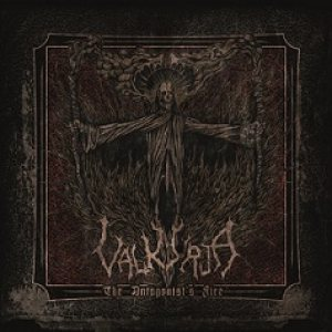 Valkyrja - The Antagonist's Fire cover art