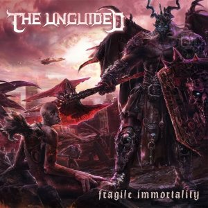 The Unguided - Fragile Immortality cover art