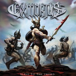 Exmortus - Slave to the Sword cover art