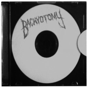 Backyotomy - Demo cover art