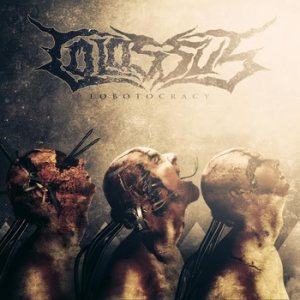 Colossus - Lobotocracy cover art