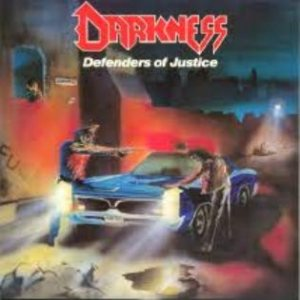 Darkness - Defenders of Justice cover art
