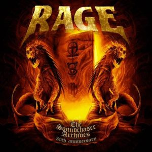 Rage - The Soundchaser Archives cover art