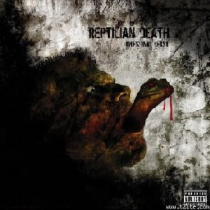 Reptilian Death - Intestinal Feast cover art
