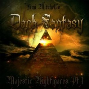 Jimi Mitchell's Dark Fantasy - Majestic Nightmares, Pt. 1 cover art