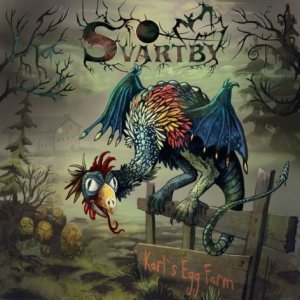 Svartby - Karl's Egg Farm cover art