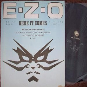 Ezo - Here It Comes cover art
