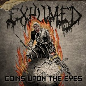 Exhumed - Coins upon the Eyes cover art