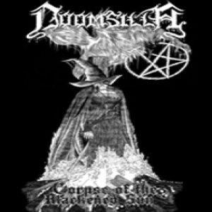 Doomsilla - Corpse of the Blackened Sun cover art