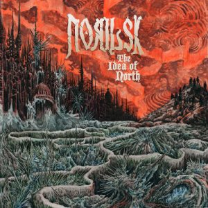 Norilsk - The Idea of North cover art