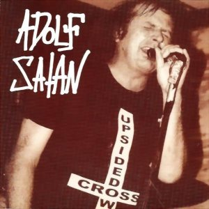 Adolf Satan - Adolf Satan cover art