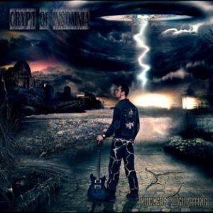 Crypt of Insomnia - Nuclear Jugulating cover art