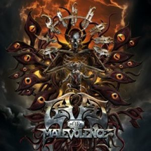 Sterbhaus - New Level of Malevolence cover art