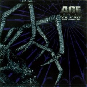 A.G.E - The Spider Rules Your Emotions cover art
