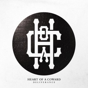 Heart of a Coward - Deliverance cover art