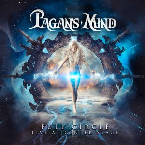 Pagan's Mind - Full Circle - Live At Center Stage cover art