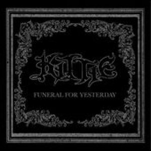 Kittie - Funeral for Yesterday cover art